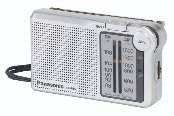 Rádioprijímač Panasonic RF-P150EG9-S