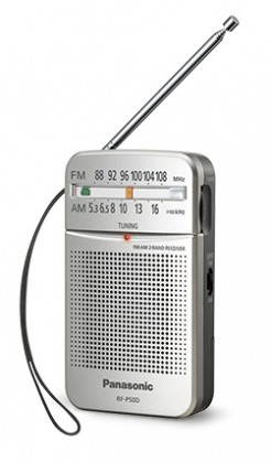 Rádioprijímač Panasonic RF-P50DEG
