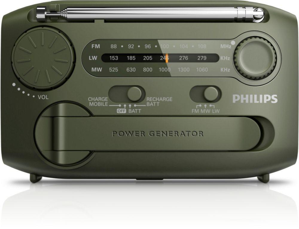 Rádioprijímač Philips AE1125