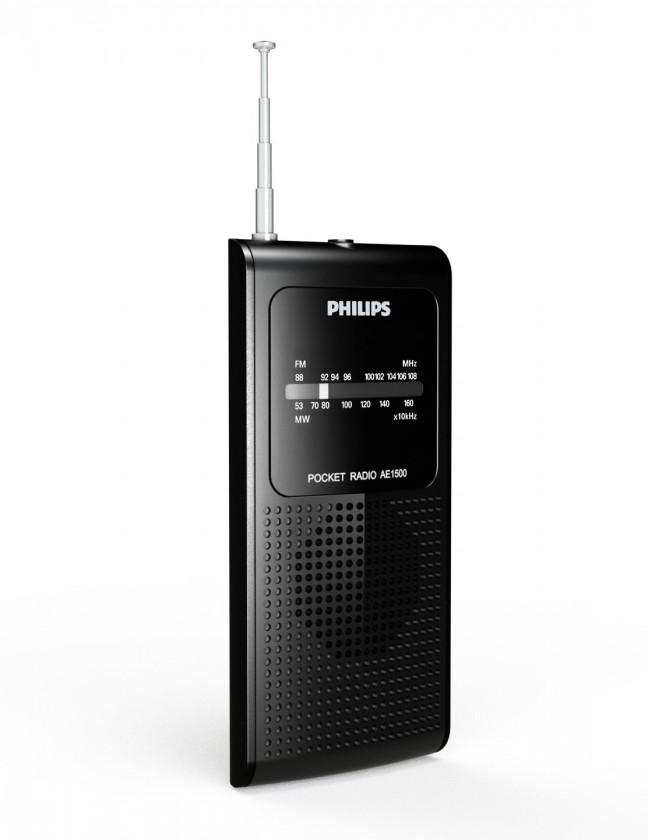Rádioprijímač Philips AE1500