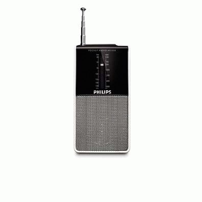 Rádioprijímač Philips AE1530