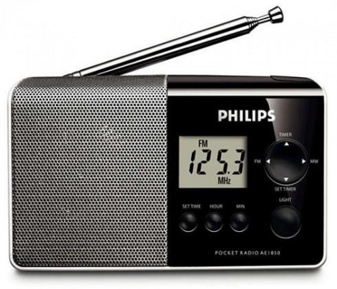 Rádioprijímač Philips AE1850