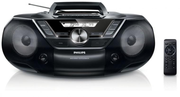 Rádioprijímač Philips AZ787 POUŽITÝ, NEOPOTREBOVANÝ TOVAR