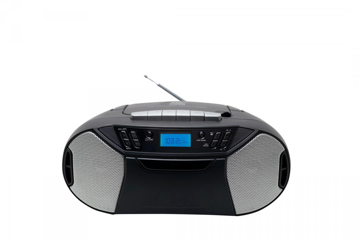 Rádioprijímač PORTABLE RADIO TAPE/CD RK250UCD THOMSON