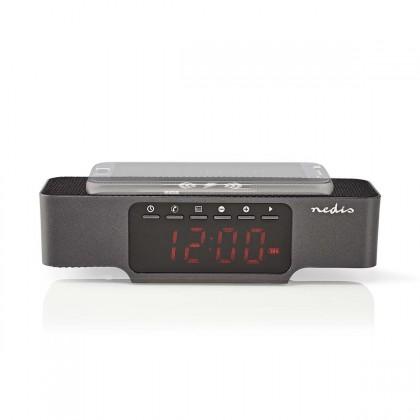 Rádioprijímač Radiobudík Nedis CLAR007BK