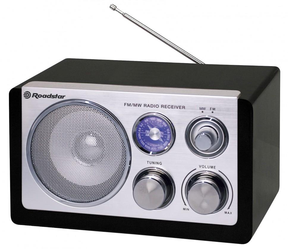 Rádioprijímač Roadstar HRA1200NBK
