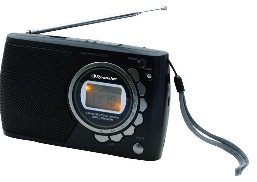 Rádioprijímač Roadstar TRA-2362D