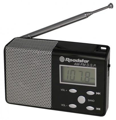 Rádioprijímač Roadstar TRA-2395P/BK