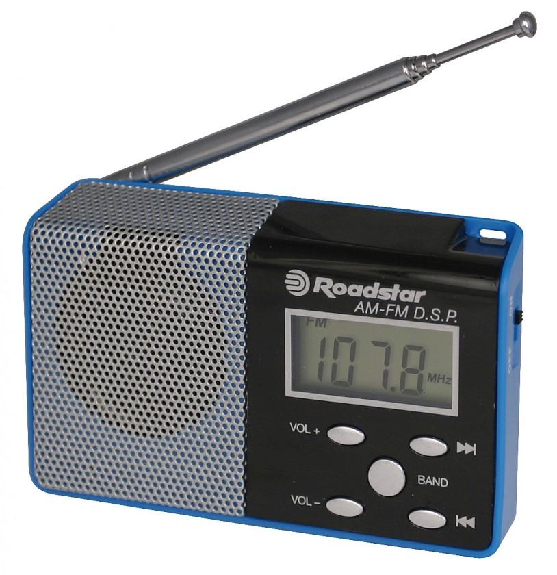 Rádioprijímač ROADSTAR TRA-2395P/BL
