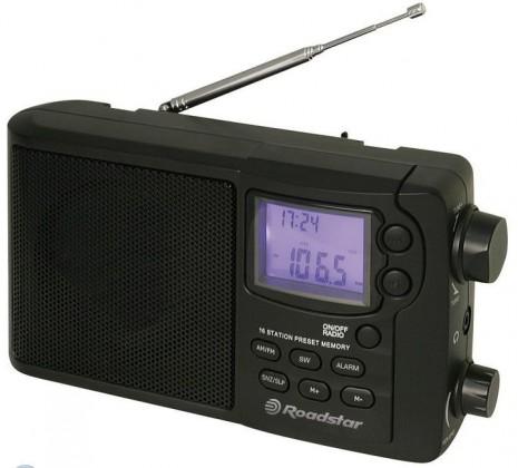 Rádioprijímač Roadstar TRA-2425 PS/W