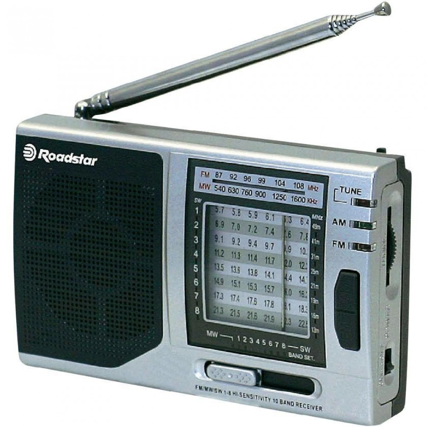 Rádioprijímač Roadstar TRA-2988