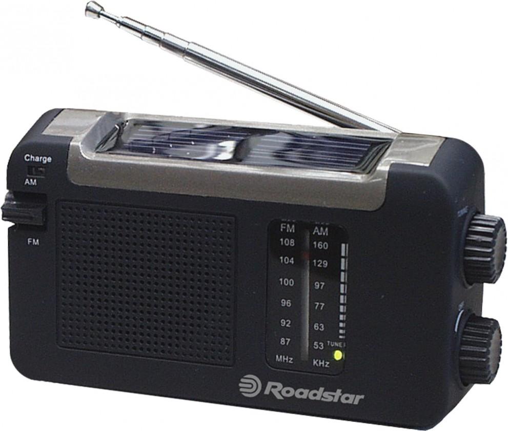 Rádioprijímač Roadstar TRA-500DS ROZBALENO