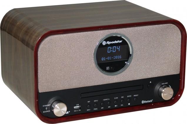 Rádioprijímač Roadstart HRA-1782D+BT