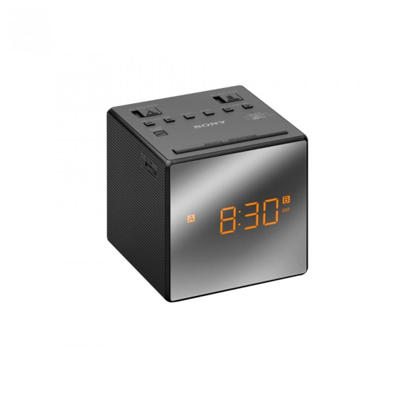 Rádioprijímač Sony ICF-C1TB (Black)
