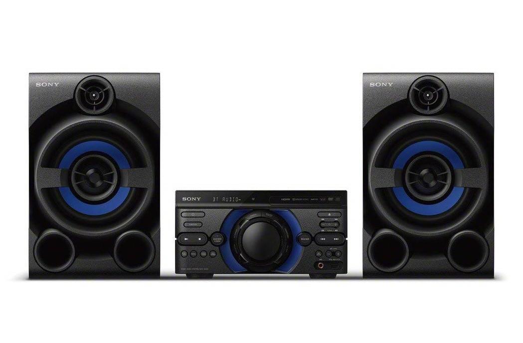 Rádioprijímač Sony MHC-M20D