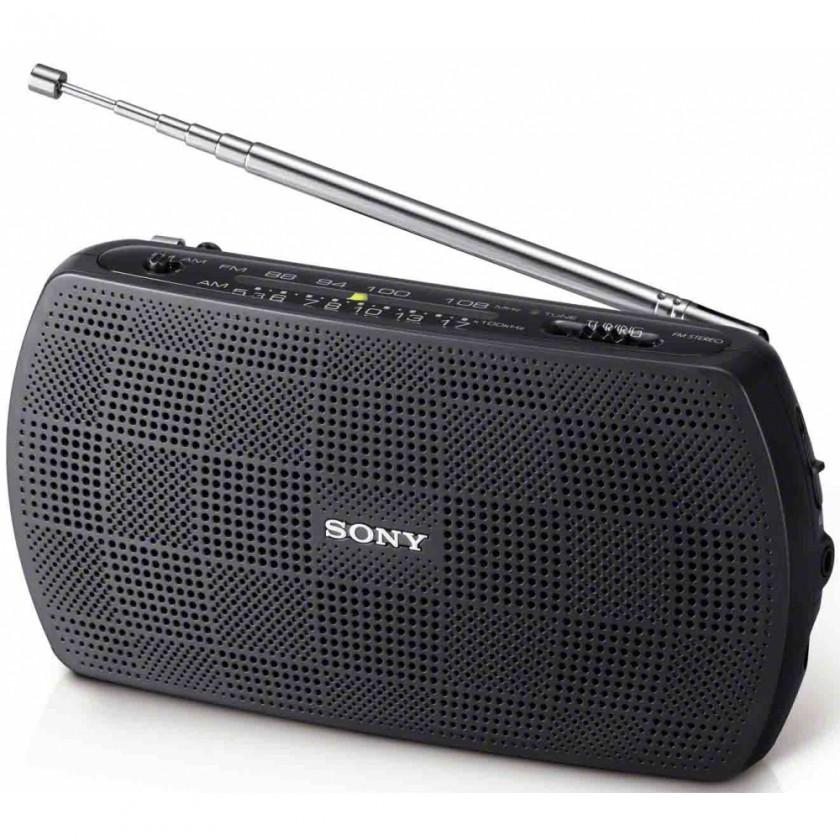 Rádioprijímač Sony SRF-18B ROZBALENÉ