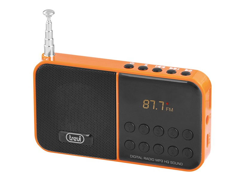 Rádioprijímač Trevi DR 740 OR