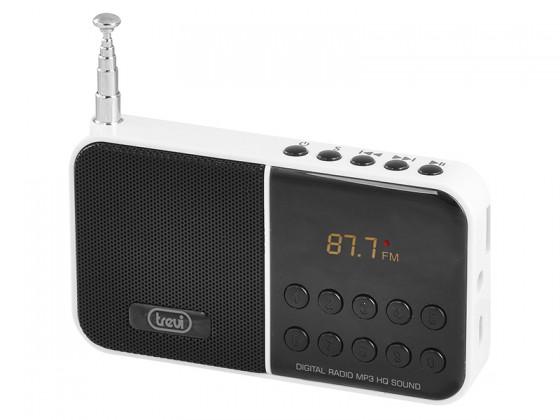 Rádioprijímač Trevi DR 740 WH