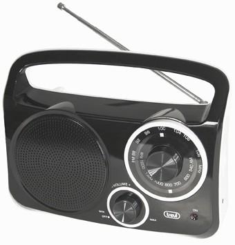 Rádioprijímač  Trevi RA 762 Black