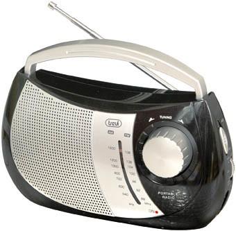 Rádioprijímač  Trevi RA 764 Black