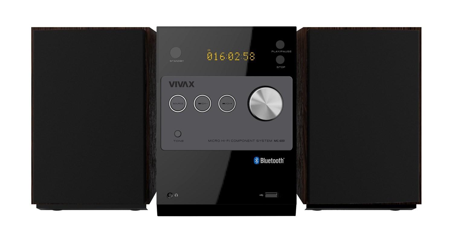 Rádioprijímač Vivax MC-600