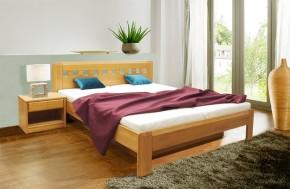 Rám postele Camira Lux 2 - 180x200, výklopné rošty, úložný priestor