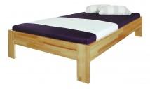 Rám postele Uni 90x200, masívny buk