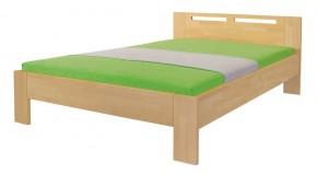 Rám postele Velia 80x200, masívny buk