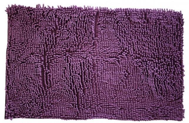 Rasta micro - kúpeľňová predložka, 50x80 cm (fialová)