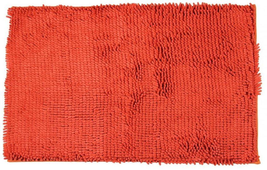 Rasta micro - kúpeľňová predložka, 50x80 cm (oranžová)