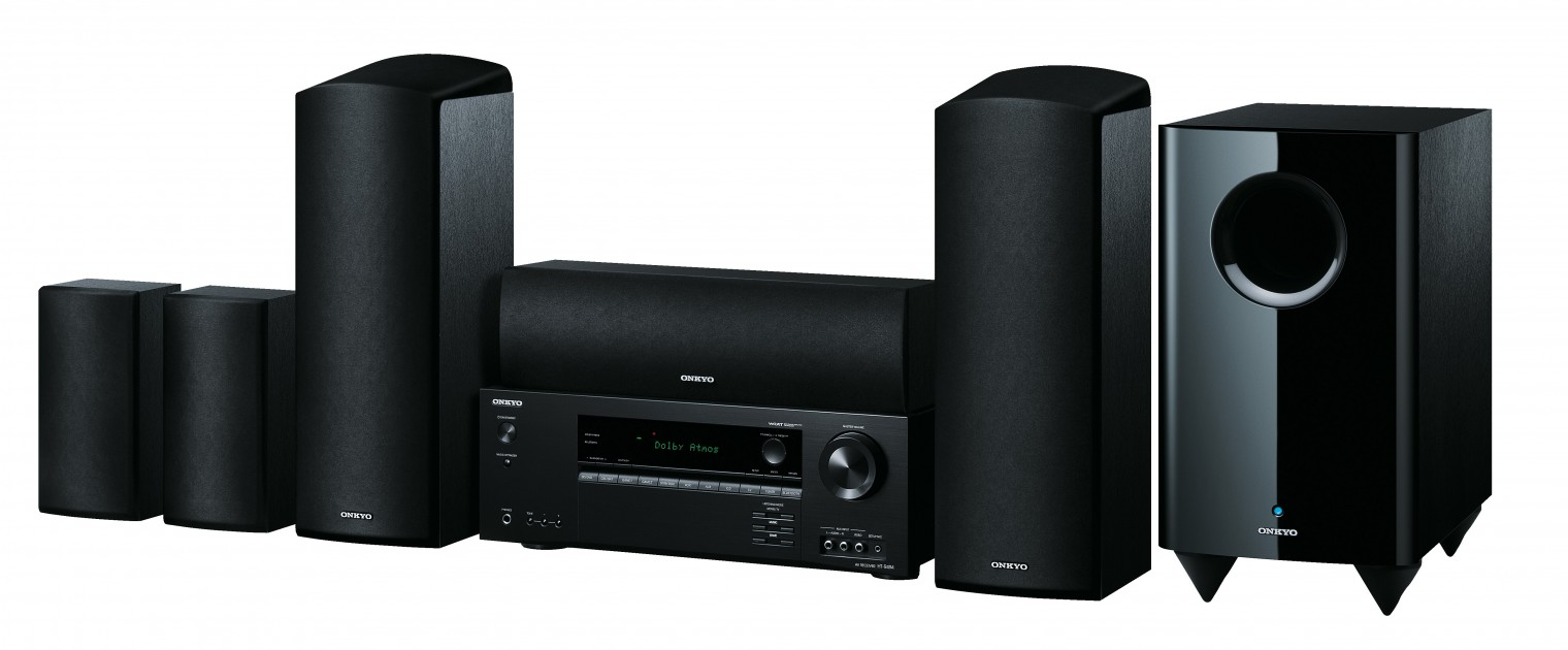 Receivery Onkyo HT-S5805
