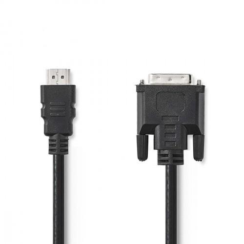 Redukcia DVI na HDMI Valueline (VLCP34800B20)