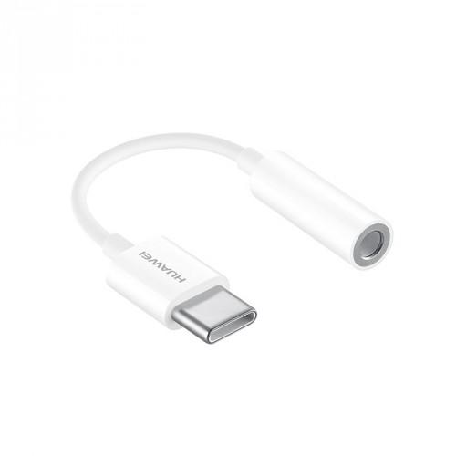 Redukcia Huawei USB Typ C na 3,5 mm Jack