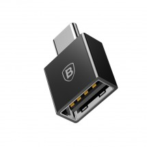Redukcia USB-C na USB-A Baseus Exquisite (CATJQ-B01)