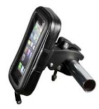 Redukcie a ostatné Držák mobilního telefonu/navigace na kolo WG15 ROZBALENO