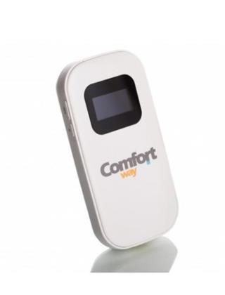 Redukcie a ostatné p ComfortWay White Mobilný Wi-Fi hotspot