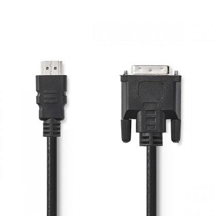 Redukcie DVI / HDMI kábel Valueline 1,5m