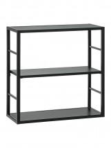 Regál Cube 03 (čierna)