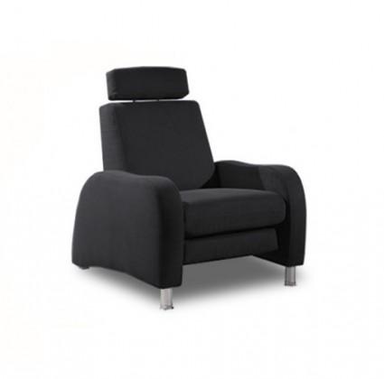 Relaxačné TV kreslo s relaxačnou funkciou (eko koža)