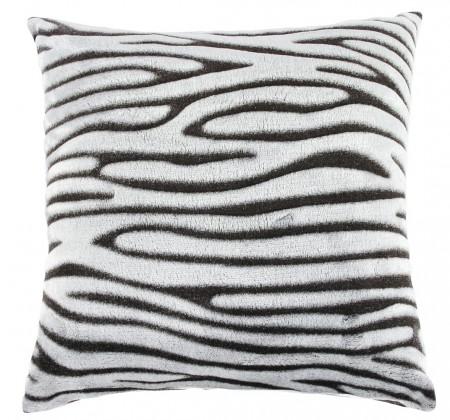 Relief - Vankúšik 45x45cm (zebra)