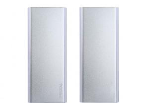 Remax powerbanka PPV-12 Vanguard Series, 12000 mAh, stříbrná