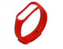 Remienok pre Xiaomi Mi Band 3/4, červená