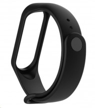 Remienok pre Xiaomi Mi Band 3/4, čierna