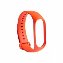 Remienok pre Xiaomi Mi Band 3/4, oranžová