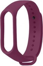 Remienok pre Xiaomi Mi Band 3/4, silikón, fialová