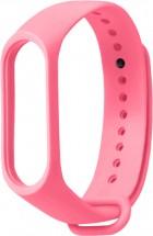 Remienok pre Xiaomi Mi Band 3/4, silikón, ružová