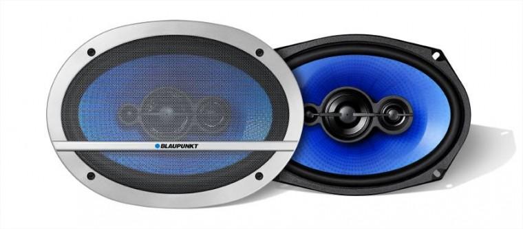 Repro do auta  BLAUPUNKT QL690 Blue Magic