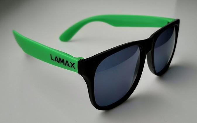 Repro do auta Originálne slnečné okuliare od značky LAMAX.