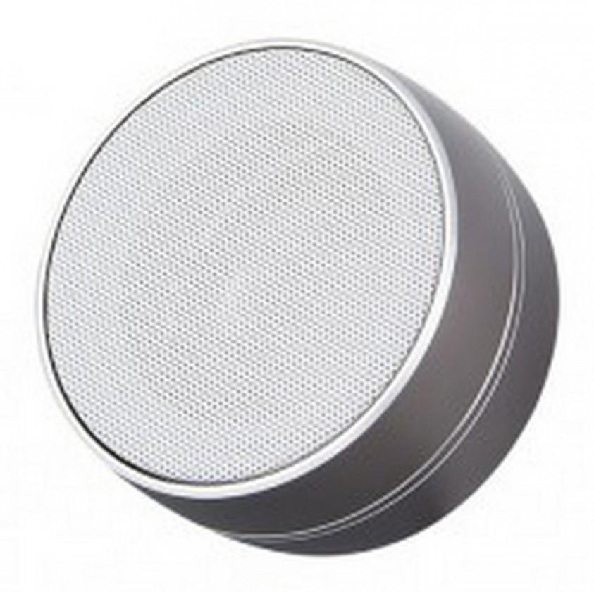 Reproduktory Bezdrôtový reproduktor One Plus s FM rádiom, šedá