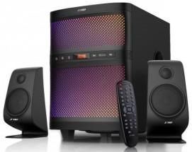 Reproduktory Fenda F&D F580X, 2.1, 70 W, Bluetooth, čierne POUŽIT